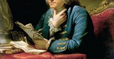 Benjamin Franklin by David Martin (1737-1797). Oil on canvas, 1767. Pennsylvania Academy of the Fine Arts, Philadelphia