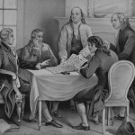 The Junto Club outgrew into the American Philosophical Society.