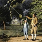 The kite experiment uncovered unknown facts about lighting and electricity.