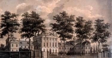 Pennsylvania Hospital 1751