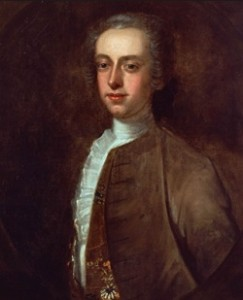 Thomas Hutchinson, Governor of Massachusetts.