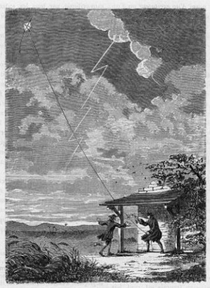 Kite Experiment – Benjamin Franklin Historical Society